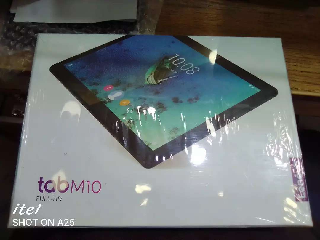 Lenovo M10 Black Color Calling & Pta Approved Available For Sale