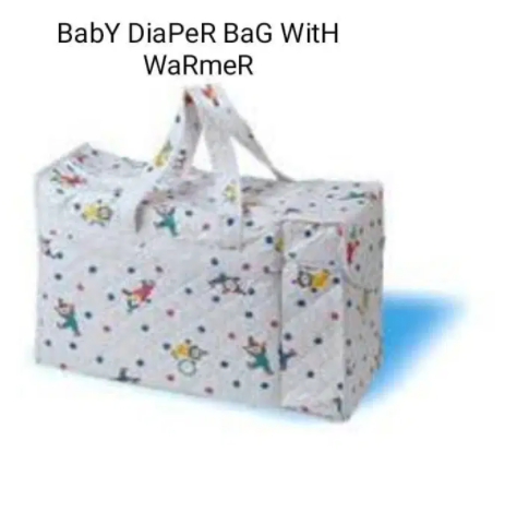 New Baby Diaper Bag With Warmer Available for sale in Karachi