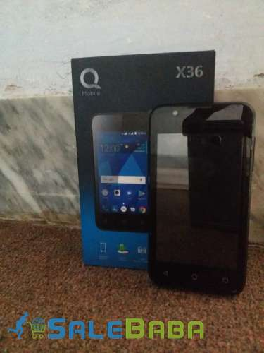 Black Color Q Mobile X36 for Sale in Khanewal