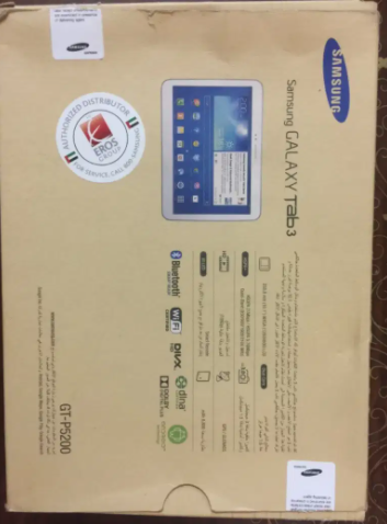 Samsung galaxy 3 tablet Available for Sale