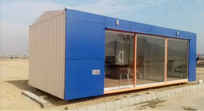 Porta Cabin Portable Washrooms Living Room Container