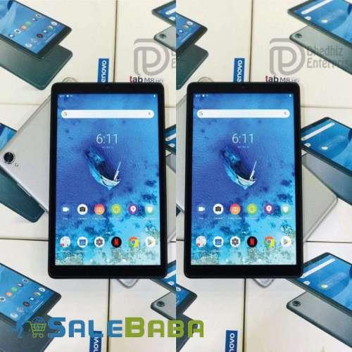 Lenovo M8 FHD Display 8 inch Tablets 4GB/GB Pubg Supported Tablets Gulshan-E-I