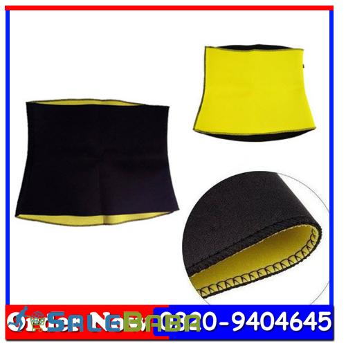 Hot Shapers Hot Shapper Neotex Belt  Black