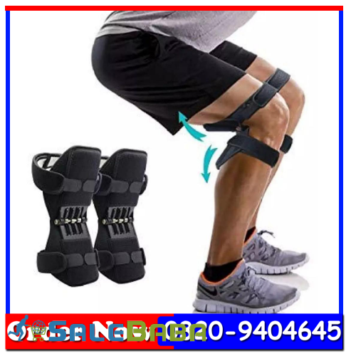 1 Pair Strap Knee Joint Support Kneepad ports Knee Booster Joint Pain Reliever P