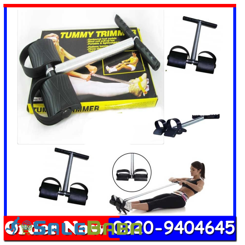 Double Spring Tummy Trimmer Exercise Equipment In All Pakistan