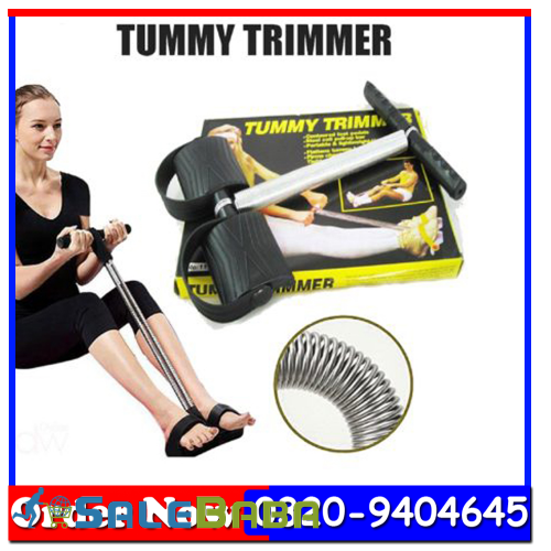 Tummy Trimmer High Quality Dual Power Spring Belly Loosening