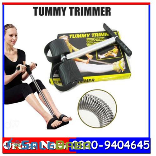 Single Spring Tummy TrimmerWaist Trimmer Body Exerciser For Men And Women