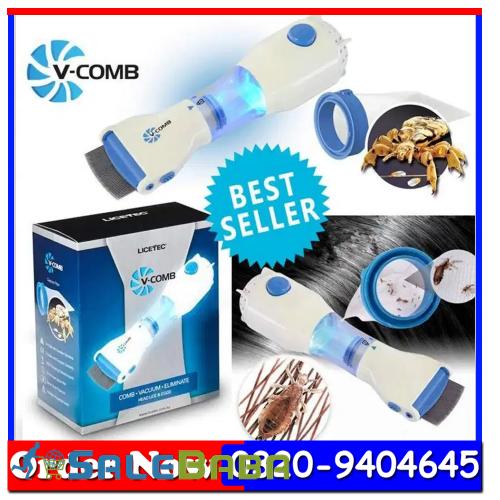 V Comb Electronic Head Lice Removal Machine  Anti Lice Machine V  comb