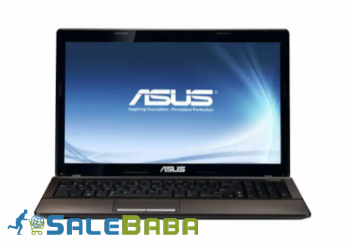 ASUS Glossy Machine Core i5 laptop is available for sale