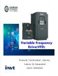 VFD  Brand INVT  PUMA