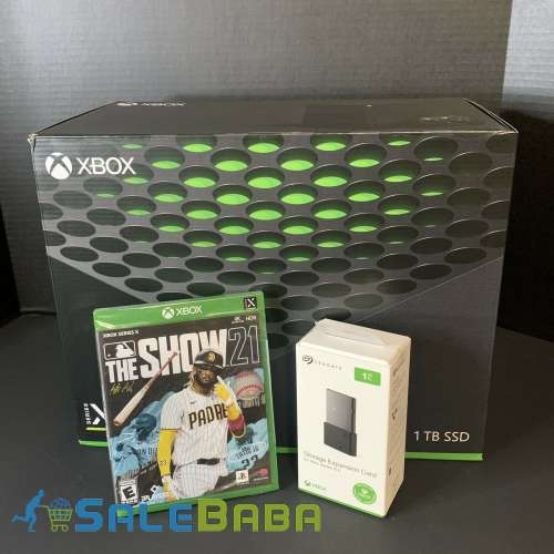 New Xbox Series X 1TB Console