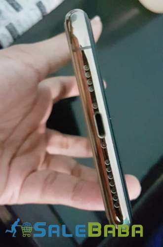 iPhone Xs Max 256GB  PTA Approved  LLA model Gold Color  On sale
