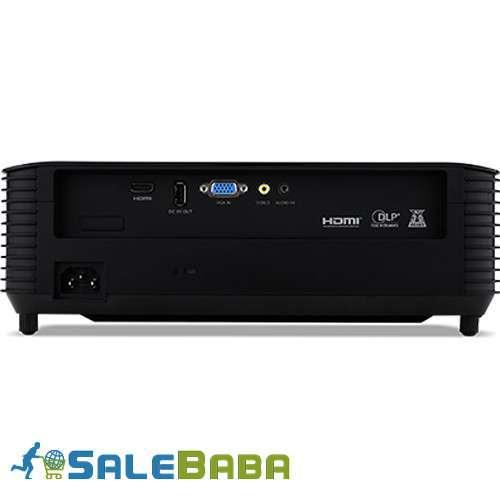 Black acer X118H Essential 3600-Lumen SVGA DLP Projector for sale in Khanewal