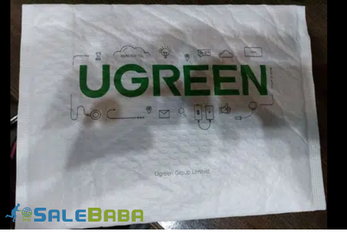 Original UGREEN Double 90 Degrees Super Fast Charging Cable