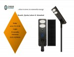 SOLAR STREET LIGHT  60 WATTS ABS MATERIAL