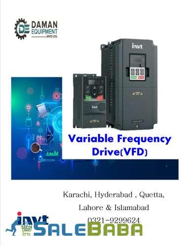 VFD  Brand INVT  PUMA   22KW to 160KW  Single phase  3 phase available