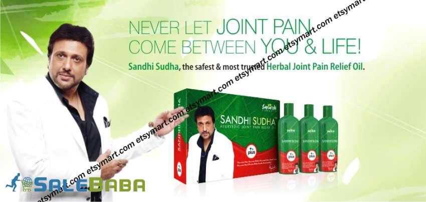 Sandhi Saudha Plus Oil In Rawalpindi eTsymart online shop