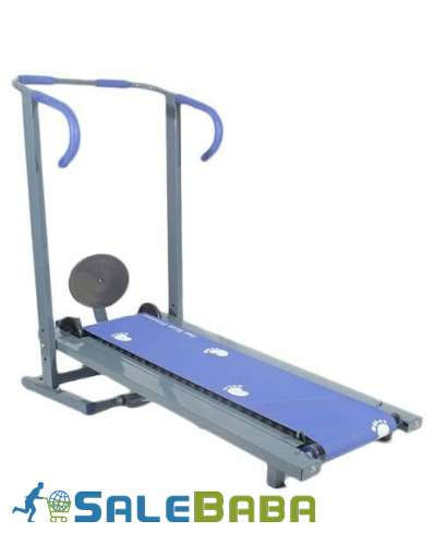 Manual Treadmill  Running Machine with Rollers