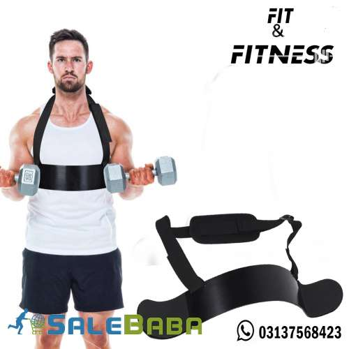 Arm and biceps support curl support Sport Arm Blaster PRO