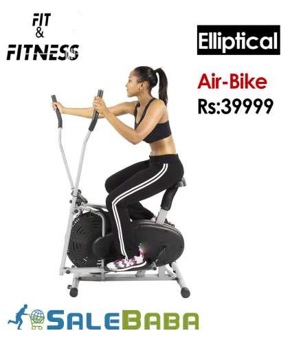 Elliptical Air Bike Available
