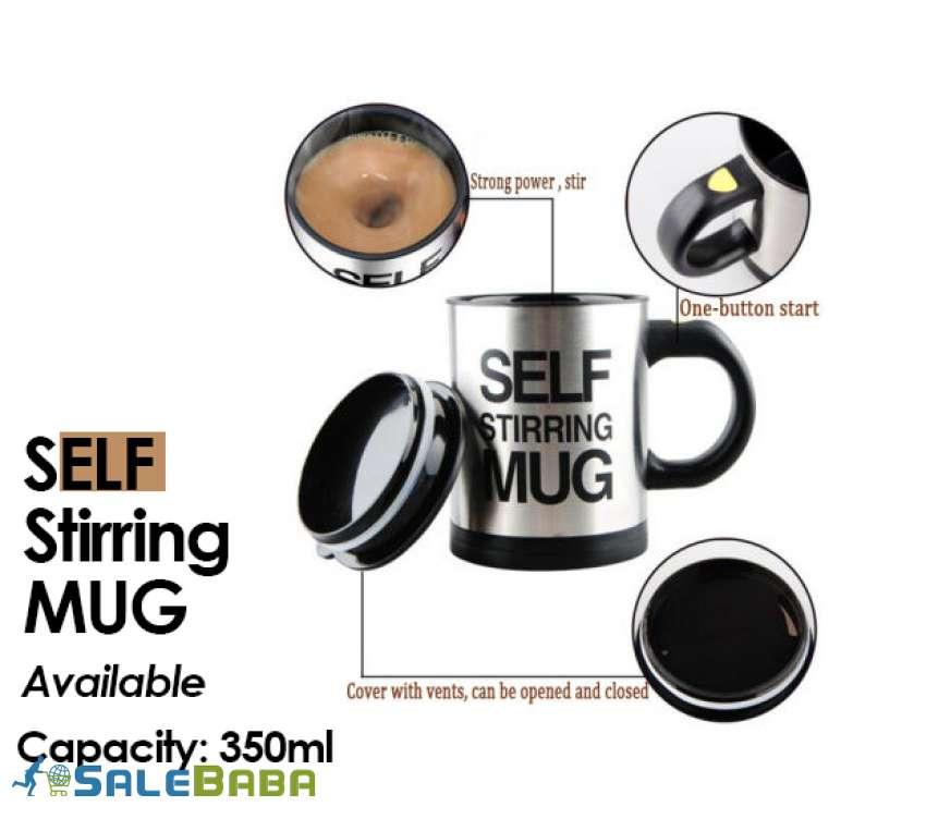 Self Stirring Mug Available