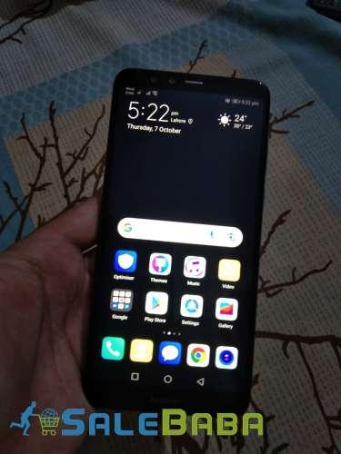 Huawei Y9 2018 dual sim pta approved