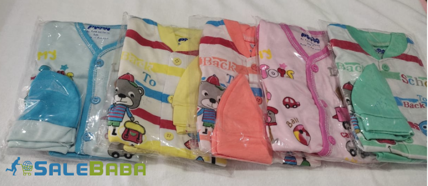 Newly Baby Born Clothes (06 months) High Quality Unique Design